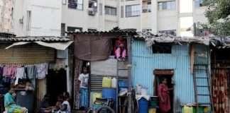 baliga nagar, mukund nagar and vaibhav building sealed in dharavi