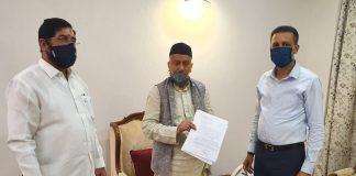 eknath shinde and milind narvekar meets governor