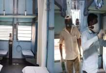 40 railway coaches reday for coronavirus patient