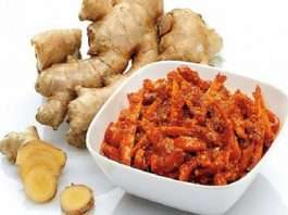 corona prevention tips to make immunity boosting recipe of ginger pickle