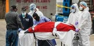 1 thousand nine hundred victims in 24 hours in the United States