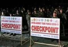 philipine checkpoint