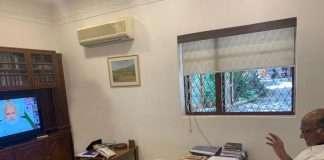 pm narendra modi video conferance with sharad pawar