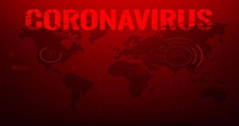 world wide corona virus cases