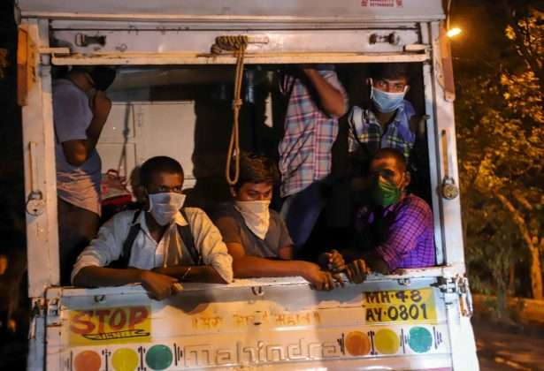 migrant laborers admitted to vasai