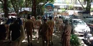 maharashtra police total positive cases death toll