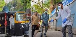 Akshay Kothawale auto rickshaw driver Pune