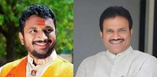 Amol Mitkari and Shashikant Shinde