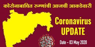 Coronavirus Update Maharashtra 3 May