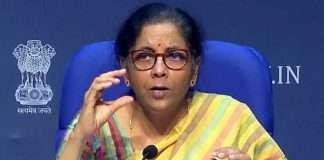 FM Nirmala Sitharaman Announcement