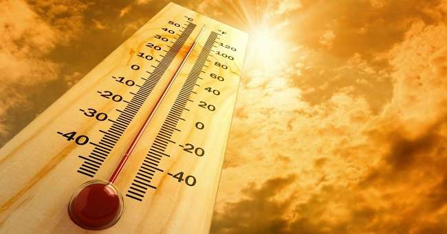 next five days heat waves in the maharashtra warned weather department