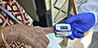 pulse oximeter for coronavirus detection in ghatkopar