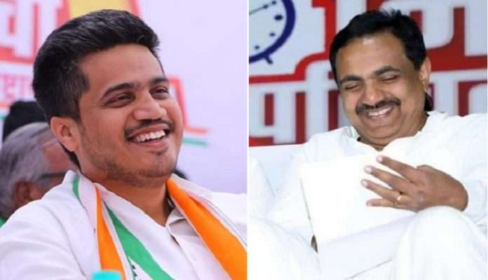 Rohit pawar and jayant patil