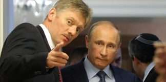 Vladimir Putin's spokesman has been hospitalized with coronavirus
