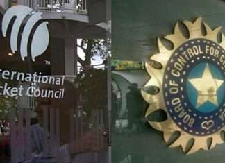 icc and bcci