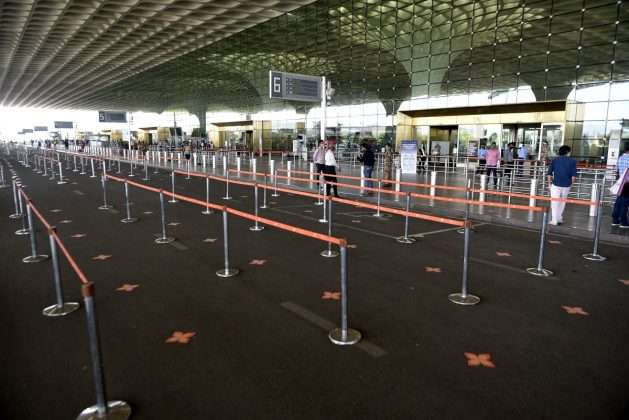 safety measures at mumbai international airport