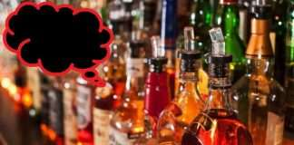 liquor sell