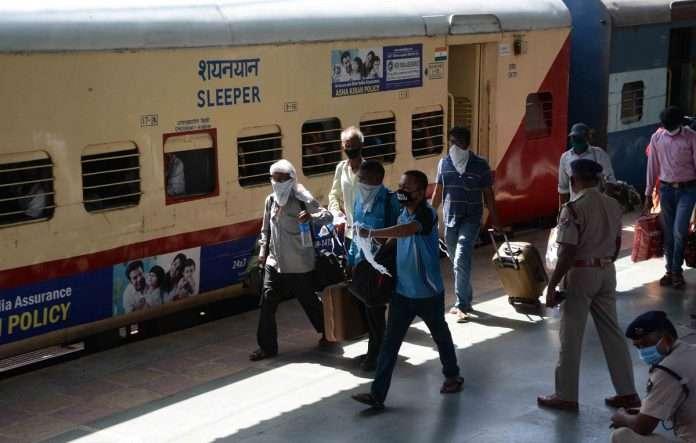 Big news dadar to shirdhi kolhapur nagpur pandharpur special train cancelled till april 30
