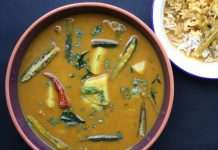 how to make sindhi kadhi recipe