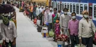 india railway announcement of 7 thousand special trains for migrant workers