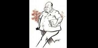 sharad pawar cartoon by raj thackeray