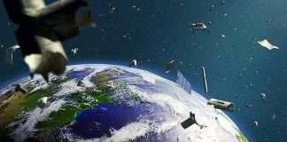 russian space rocket breaks in earth orbit debris over india ocean risk to satellites
