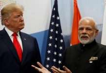 pm modi not in good mood border row with china said president donald trump