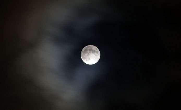 experience lunar eclipse cloud cover