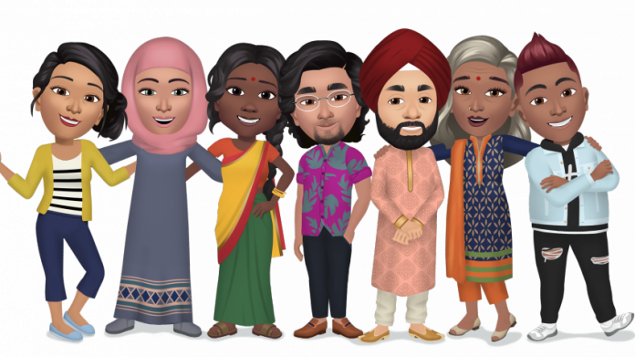 facebook launched avatars feature in india how to make your face