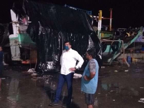 cyclone nisarga effect on mumbai