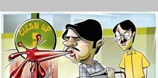 Now Mumbai Police will take action against spitting in a public place