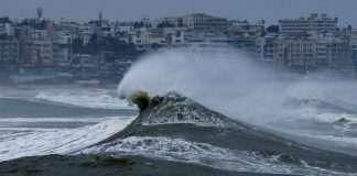 Cyclone Nisarga hit mumbai