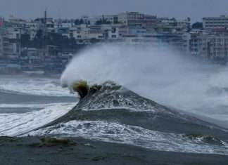 Cyclone Nisarga hit mumbai