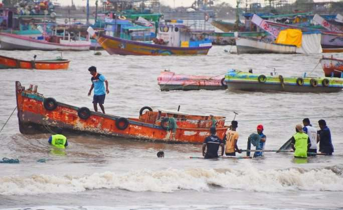 cyclone nisarga mumbai on high alert ndrf teams deployed at maharashtra