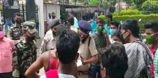 Indiscriminate firing by Nepal Police on the border
