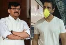 Sanjay raut slams sonu sood