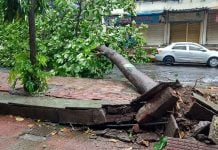 cyclone nisarga effect on mumbai