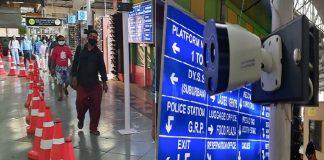 Mumbai: AI based cameras installed at CSMT, LTT to screen passengers
