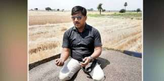 black wheat changed fortunes farmer becoming a millionaire dhar mp