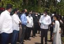 cm uddhav thackeray visit raigad