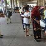 social distancing violations in ghatkopar post office