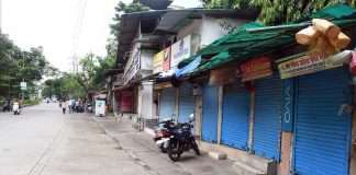 this area lockdown for seven days in thane
