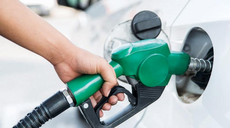 Petrol, diesel prices hiked for 20th consecutive day; petrol price up by 21 paise, diesel by 17 paise