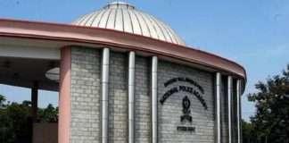 hyerabad national police training academy