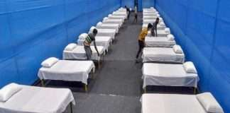 isolation ward in railway coaches