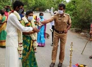 kerala marriage (Photo - the news minute)