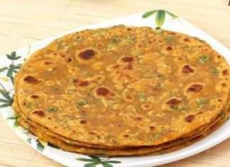 how to make masala paratha