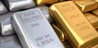 Gold price falls to Rs 51,700 per gram and silver drops to Rs 63,500 a kg