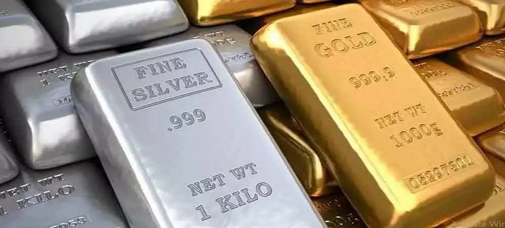 today gold and silver prices fall drastically know the prices