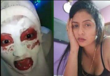 mohammed shami wife hasin jahan share horror video on social media
